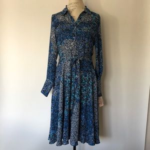 Nanette Lepore Long Sleeve Dress